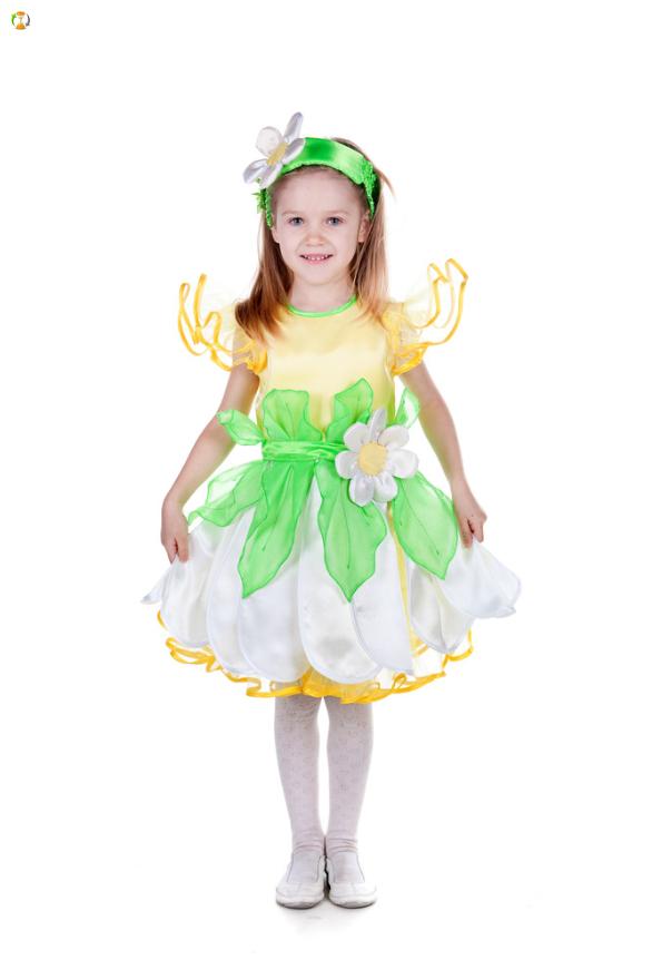 Карнавальный детский костюм для девочки своими руками